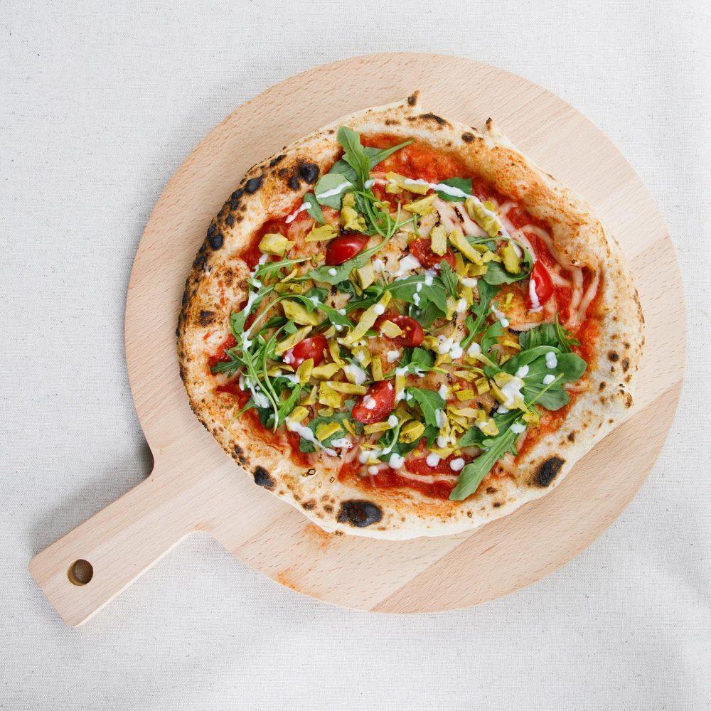 Pacha Papa, osez la pizza vegan pour votre mariage !