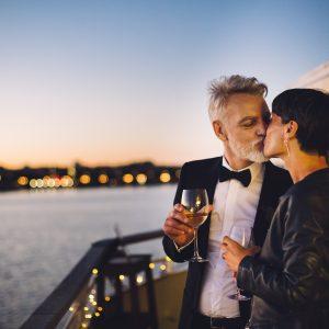 Un mariage urbain pour limiter son empreinte écologique