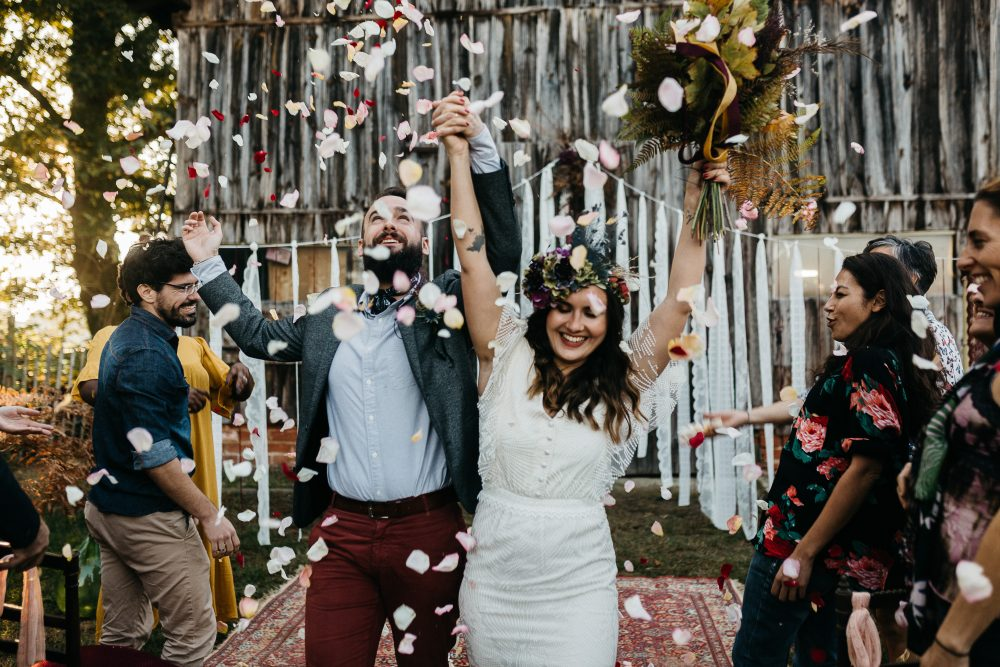 Inspiration – Un mariage convivial au coeur des Landes